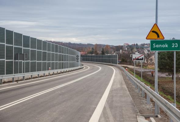 Podkarpackie: Obwodnica Brzozowa otwarta