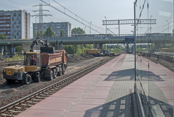 Dobry czas dla wykonawców inwestycji kolejowych