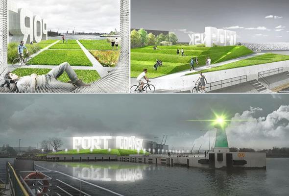 Port Gdańsk chce być ładniejszy