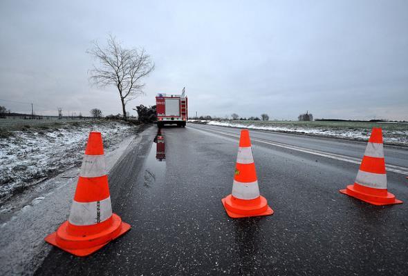 Wypadki drogowe kosztują gospodarkę 50 mld zł rocznie