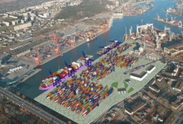 GCT Gdynia: Wzrost przeładunków także o 25 procent