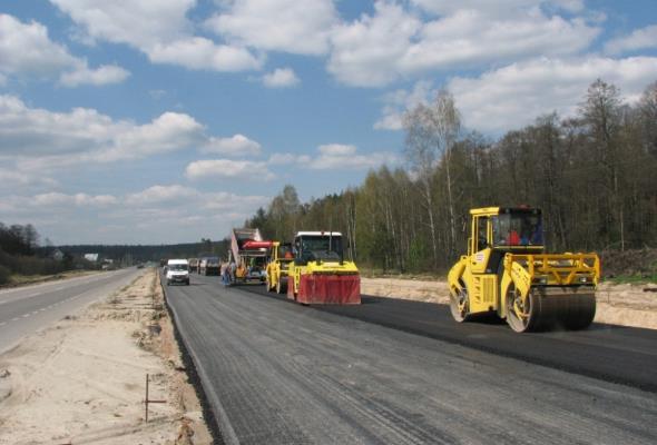Gwarancje na drogi: 5 lat na nawierzchnie bitumiczne, 10 na betonowe