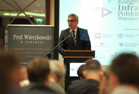 Rozpoczął się IV Kongres Infrastruktury Polskiej