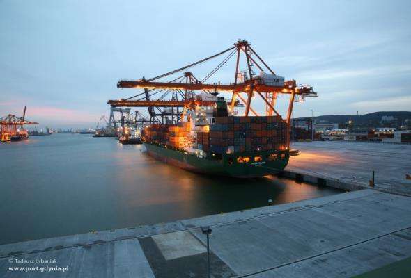 Porty morskie z dużym znaczeniem dla gospodarki