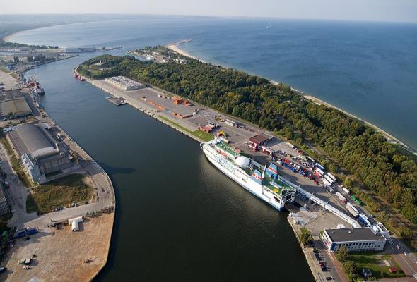 Port Gdańsk otrzyma ponad pół mld zł unijnego dofinansowania