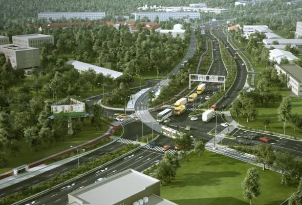 Olsztyn: Budimex wybuduje połączenie z obwodnicą