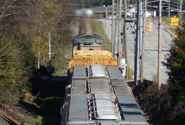 Plan Morawieckiego: Ma wzrosnąć rola kolei i przewozów intermodalnych
