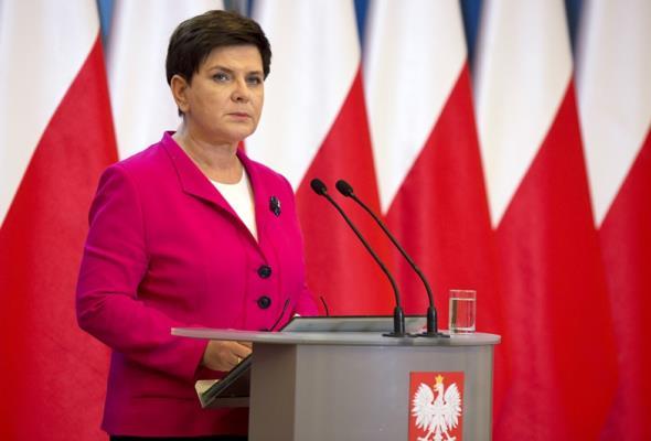 Beata Szydło: Nie będziemy dzielić Ministerstwa Infrastruktury