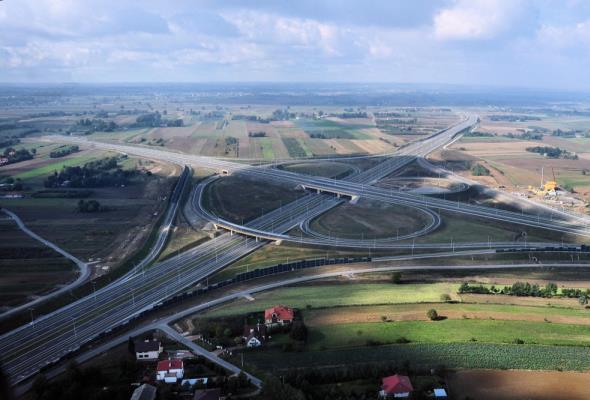 Ponad 800 mln zł w nowym funduszu na inwestycje drogowe w Polsce Wschodniej