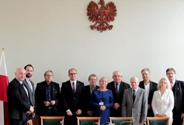 Członkowie Głównej Komisji Urbanistyczno-Architektonicznej powołani