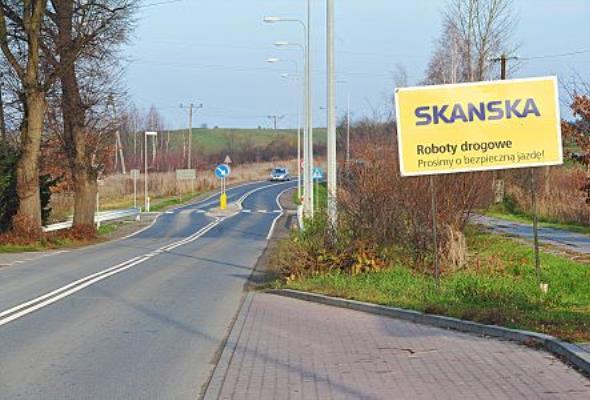 W Nidzicy ruszają duże inwestycje drogowe