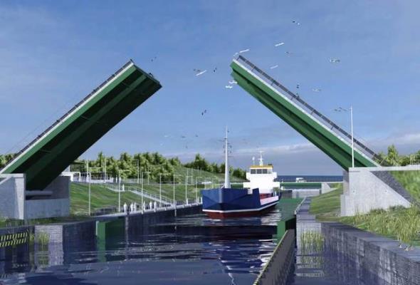Specustawą dotyczącą budowy kanału żeglugowego zajmie się rząd