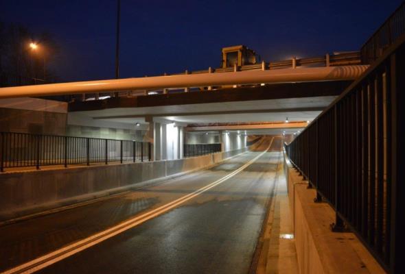 Łódź: Można jeździć tunelem pod torami na Niciernianej