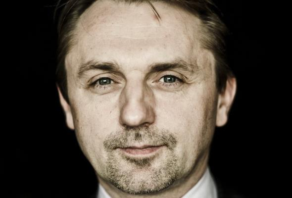 """Dariusz Blocher z nagrodą """"Siła Osobowości"""""""
