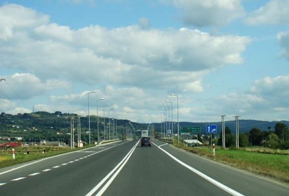 Zmiany polityczne nie zaszkodziły inwestycjom drogowym