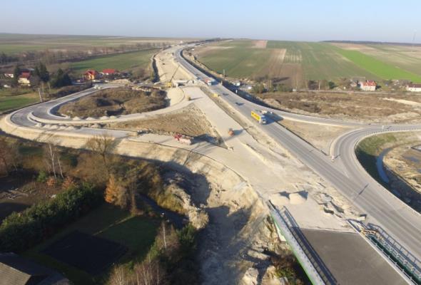 GDDKiA Kielce: W tym roku kierowcy dostaną 40 km siódemki