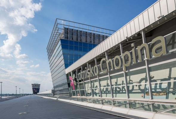 Lotnisko Chopina: Pierwszy miesiąc 2017 roku z 30 proc. wzrostem
