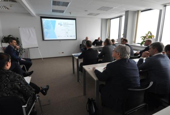 Spotkanie Rady Programowej V Kongresu Infrastruktury Polskiej
