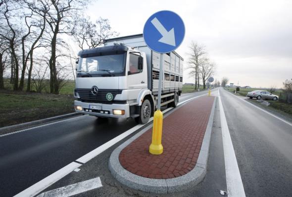 Kujawsko-Pomorskie: 180 km dróg do modernizacji w okolicach Włocławka