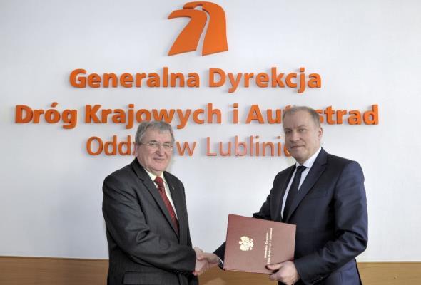 Lubelski oddział GDDKiA ma nowego dyrektora