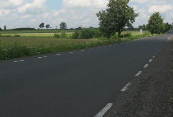 Małopolska: Dwie oferty na DW-975