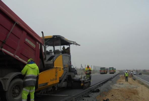 Ekspresowa trójka włącza się do autostrady A4