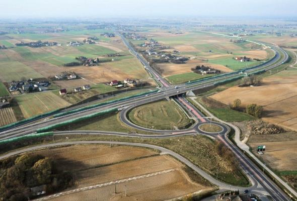 Prawie połowa środków na drogi z programu Polska Wschodnia rozdysponowana