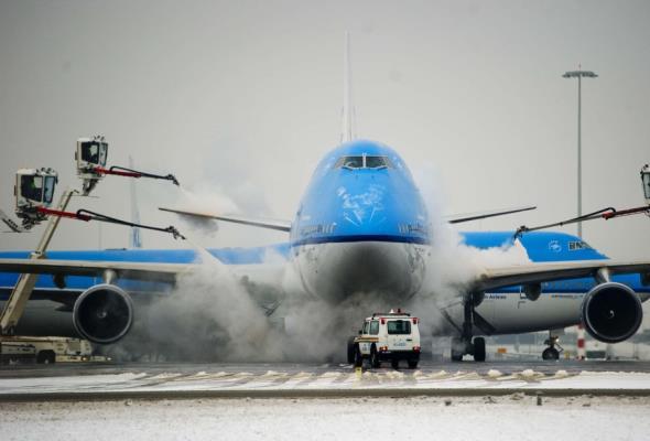 Holenderski król prowadzi sekretne życie pilota w liniach KLM