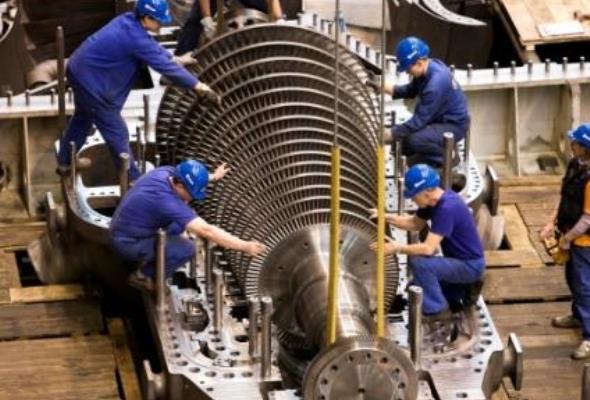 Doosan dostarczy turbozespół do EC Nowa