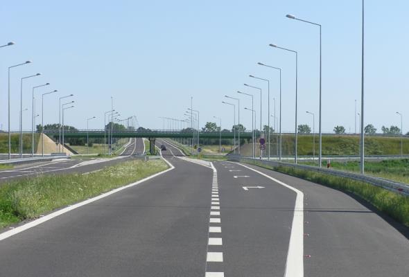 Droga S61 Stawiski – Szczuczyn dla Budimeksu