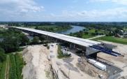 S7 na Pomorzu: Konstrukcja mostu przez Nogat gotowa