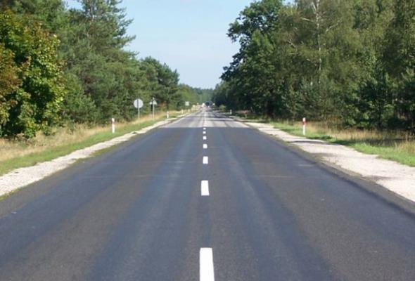 Skanska wybrana do modernizacji drogi z Tucholi do Świecia