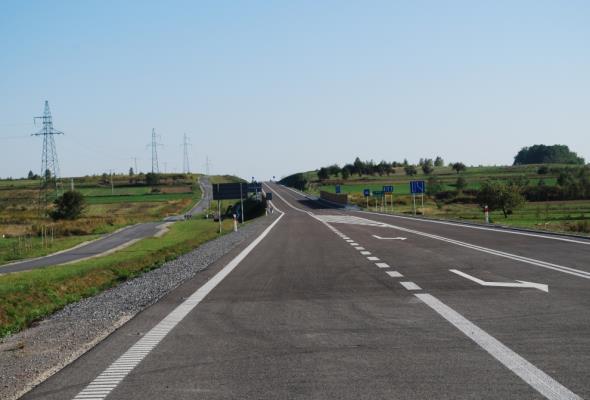 Są oferty na koncepcję przygranicznego fragmentu Via Carpatii