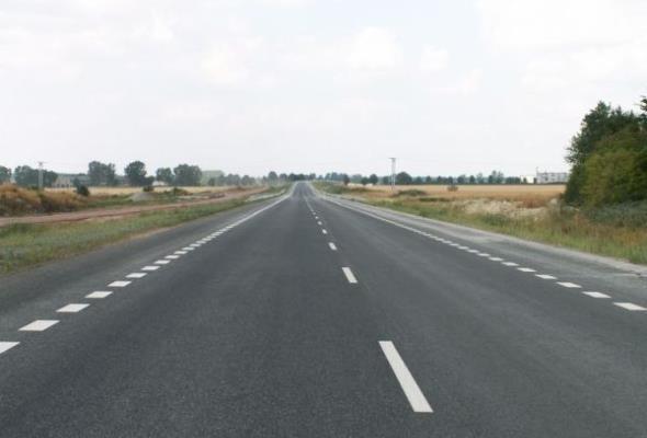Poprawi się droga nr 66 w pobliżu Bielska Podlaskiego