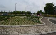 Łódź: Rondo na DW-710 już przejezdne