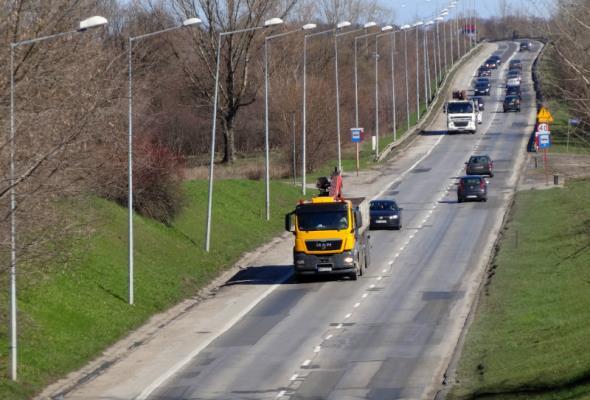 Jest pozwolenie na budowę trasy N-S w Radomiu