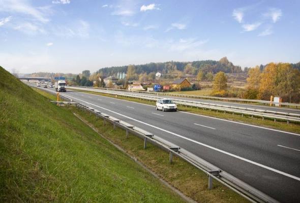 Więcej pojazdów na A4, większy zysk Staleksportu