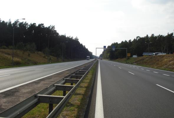 CPK nadzieją na rozbudowę autostrady A2