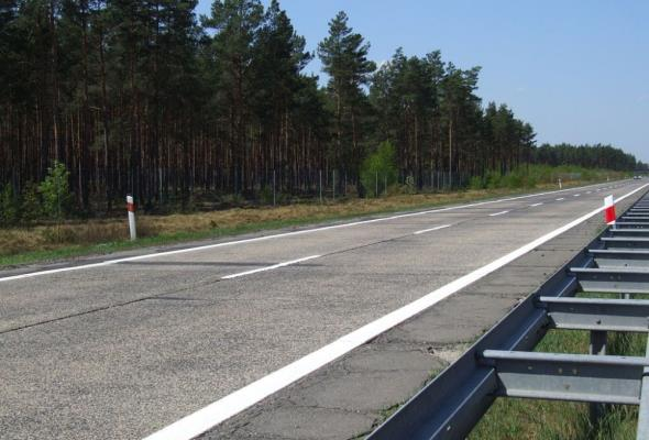 Kolejne unieważnienie przetargu na przygraniczną A18