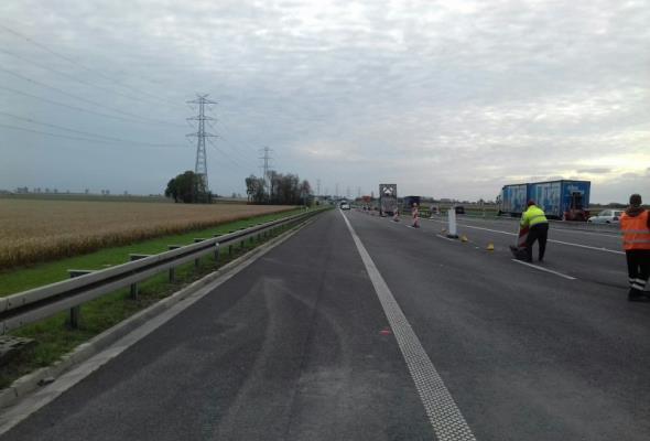 Dolny Śląsk: Dwoma pasami po remontowanym odcinku A4