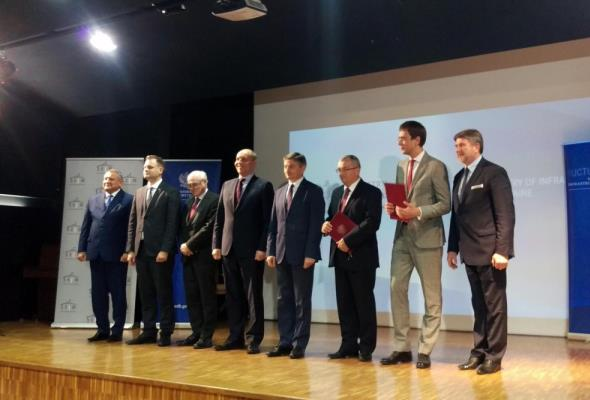 Ukraina chce współpracować w sprawie Via Carpatia