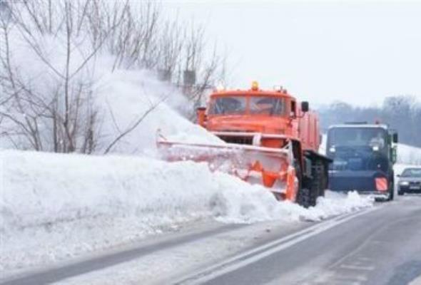 Kujawsko-pomorskie: Blisko 150 pługów gotowych na zimę