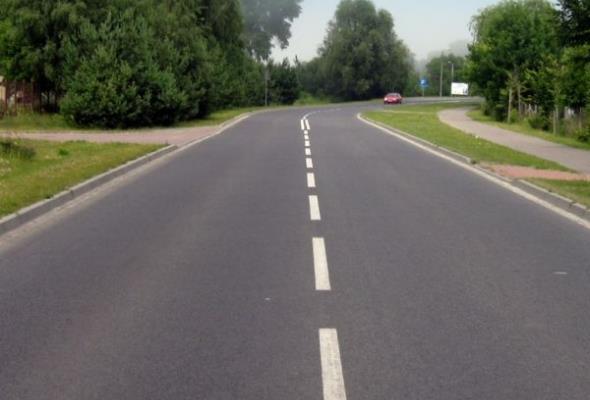 Kto zaprojektuje przebudowę drogi z Rypina do Lipna?
