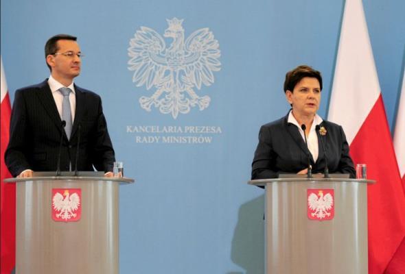 Szydło złożyła rezygnację, Morawiecki zostanie premierem