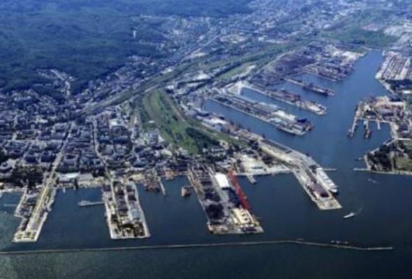 Port Gdynia: W ciągu 2,5 roku powstanie nowy terminal promowy