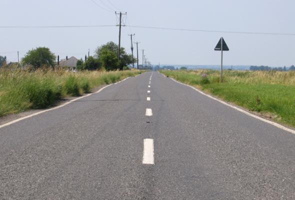 DW-546: Będzie nowa droga z Łubianki do Bierzgłowa