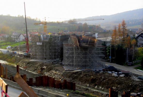 Komisja Europejska zatwierdziła wkład własny do dofinansowania Zakopianki