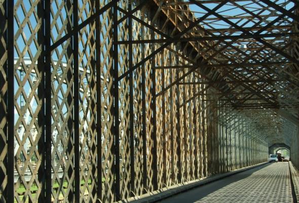 Kolejne podejście do przebudowy Mostu Tczewskiego