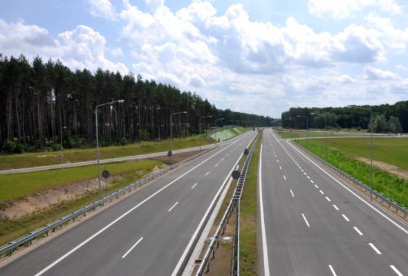 Są oferty na budowę odcinka A1 w województwie śląskim