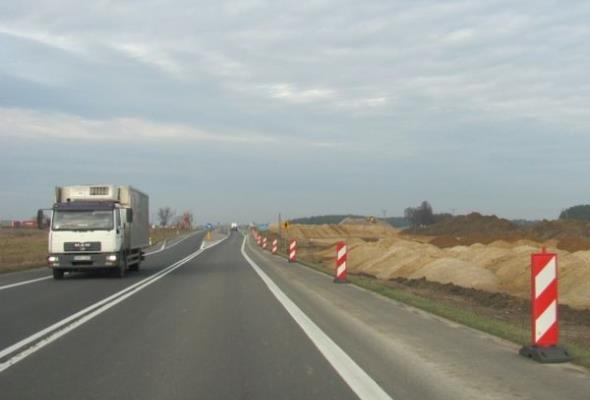 Mamy umowy na dofinansowanie 1000 km dróg. Przodujemy w Europie